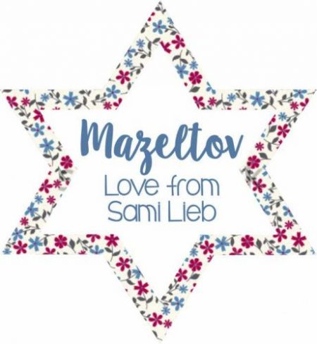 Mazeltov mini flowers shapie
