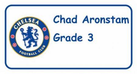 Team Chelsea on white