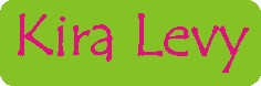 Lime pink text
