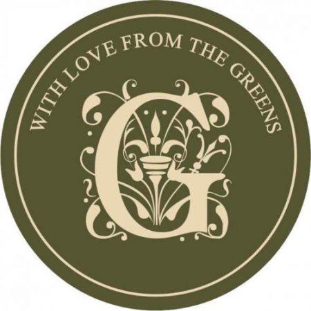 Monogram smart beige on olive