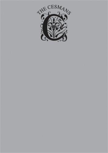 Monogram floral on grey
