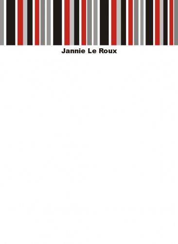 Top stripes red & black