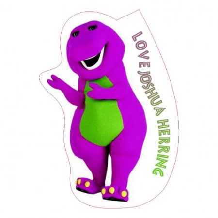 Barney shapie