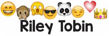 Emojis a lot!