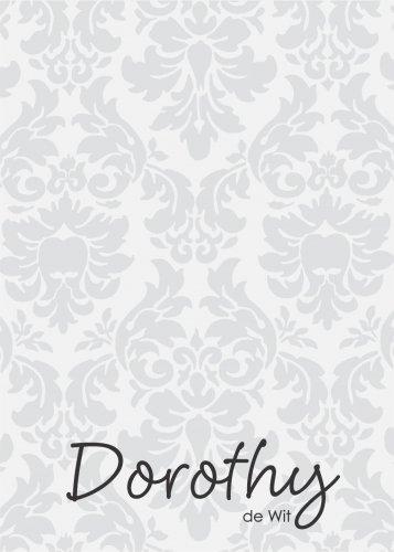 Damasc faded grey