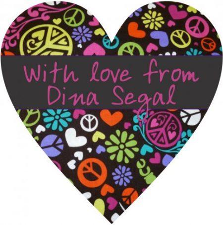 Heart peace love