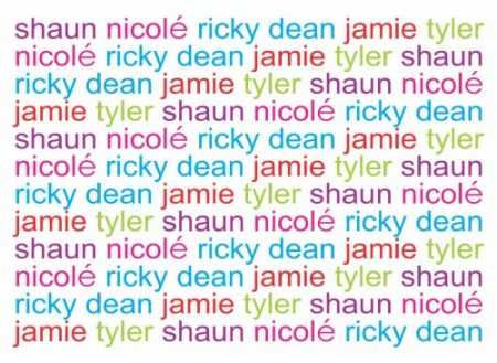 Bright names