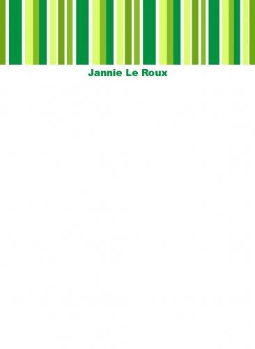 Top stripes greens
