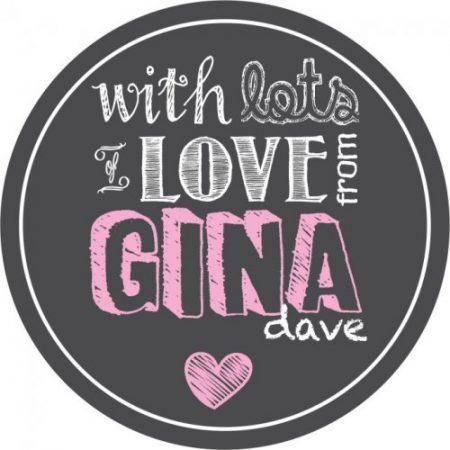 Round Gina