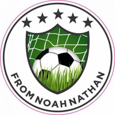 Soccer badge 3