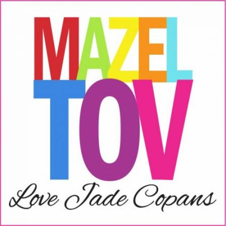 Mazeltov bright!
