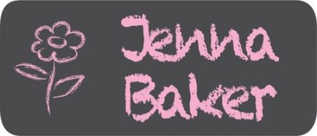 Chalk flower pink