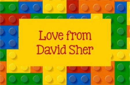 Lego border