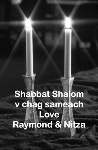 Shabbos candles