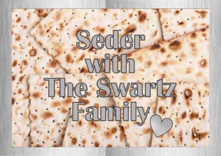 Matzah overlapping
