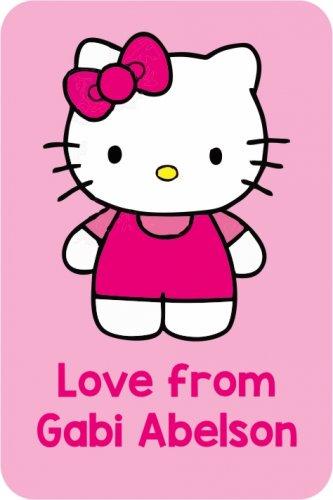 Kitty on Pink