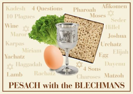 Pesach Words