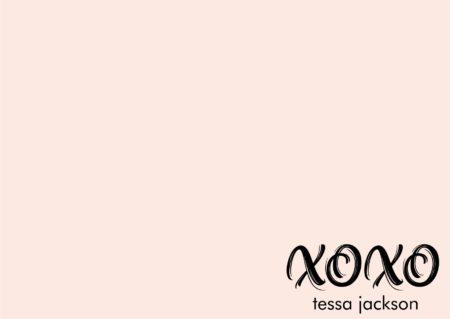 Painted XOXO