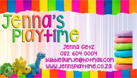 Jenna's Playtime