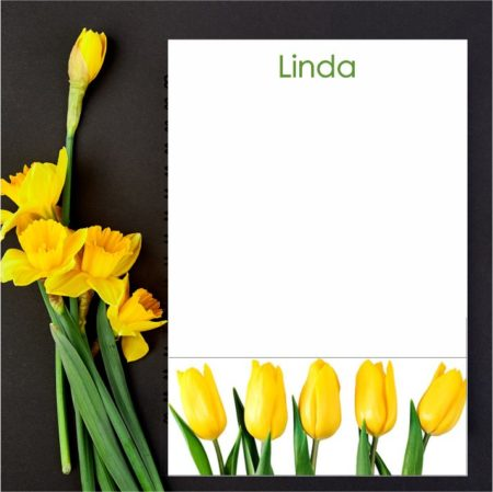 Personalised Notecards